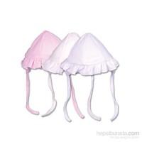 Sevi Bebe Fırfırlı Şapka