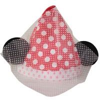 Pandoli Minnie Puantiyeli Tüllü Şapka