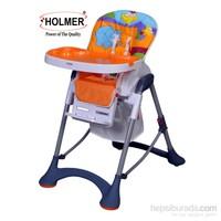 Holmer Kids High Tech Maxi Comfort Mama Sandalyesi / Turuncu