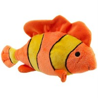 Neco Plush Sarı Turuncu Balık Peluş Oyuncak 54 Cm