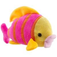 Neco Plush Pembe Sarı Balık Peluş Oyuncak 54 Cm