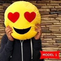 Bluezen In Love Aşk Yastığı Emoji Yastık