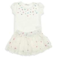 Modakids Nk Kids Kız Bebek Mini Kelebekli Takım 002-11762-027