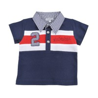 Zeyland Erkek Çocuk Lacivert T-Shirt Polo Yaka K-41M501bkm55