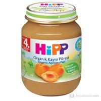 Hipp Organik Kayısı Püreli Kavanoz Maması 125 gr