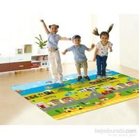 Unigo Fun Travel Oyun Matı 180x140cm, kalınlık 10mm