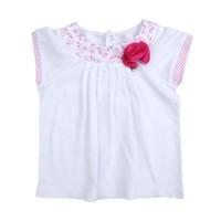 Zeyland Kız Çocuk Beyaz Tshirt K-51M552ref51