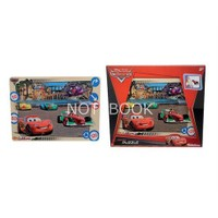 Simba Eichhorn Cars 2 Figure Puzzle