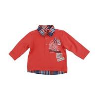 Zeyland Erkek Çocuk Kirmizi S-Shirt K-52Z1pmk63