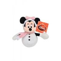 Disney Mmch Temalı - Minnie Yılbaşı Kıyafetli 20Cm