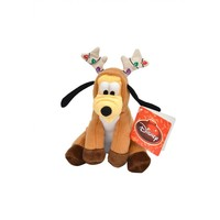 Disney Mmch Temalı - Pluto Yılbaşı Kıyafetli 20Cm
