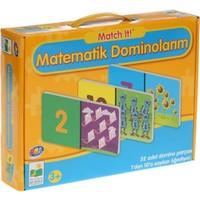 Pal Eşleştir Matematik Dominolarım 3-6 Yaş Oyunu