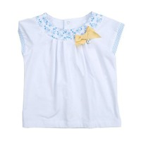Zeyland Kız Çocuk Beyaz Tshirt K-51M552roy53