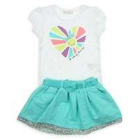 Modakids Nk Kids Kız Bebek Etekli Takım 002-11824-040