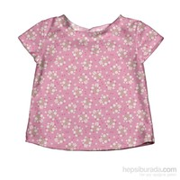 iplay 50 Faktör Korumalı, Kısa Kollu T-Shirt / Pink Posies