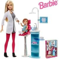 Barbie Kariyer Bebek Diş Hekimi