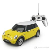 Mini Cooper S Uzaktan Kumandalı Araba 1:24 / Sarı