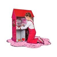 Barbie Bebek İçin Oyuncak Ev