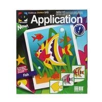 Fantazer Aplikasyon Fish 257008