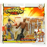 Dragon-Do Dynamite Şampiyon Antreman Seti 15 Cm