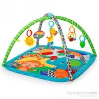 Bright Stars Oyun Halısı Müzikli Zippy Zoo