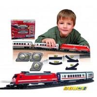 Dickie Alman Oyuncak Tren Seti 3 Farklı Yol