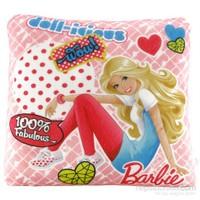Barbie Kare Yastık 30 X 30 Cm