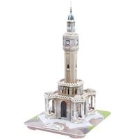 Cubic Fun 3D 61 Parça Puzzle İzmir Saat Kulesi