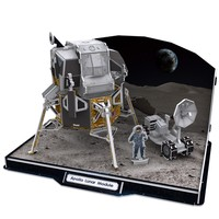 Cubic Fun 3D 104 Parça Puzzle Apollo Lunar Module