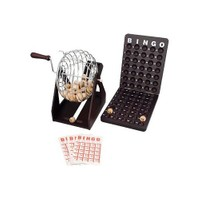 Ahşap Bingo Oyun Seti