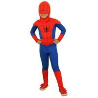 Mega Oyuncak Spiderman Örümcek Adam Kostümü Orjinal 7-9 Yaş