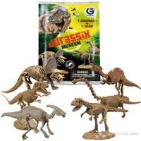 Geoworld Sürpriz Dinozor Figür Mini Müze Serisi