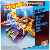 Hot Wheels Gösteri Dünyası Sky Base Oyun Seti