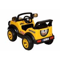 Nitro Sport 6 Volt Akülü Jeep Sarı