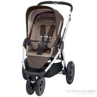 Maxi-Cosi Mura Plus 3 Tekerlekli Bebek Arabası - Earth Brown