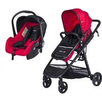 Baby2Go 6032 Escape Travel Puset - Kırmızı