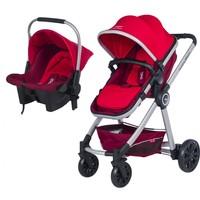 Baby2Go 6033 Power Travel Puset - Kırmızı