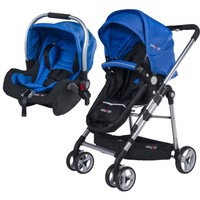 Baby2Go 6035 Fidello Travel Puset - Mavi