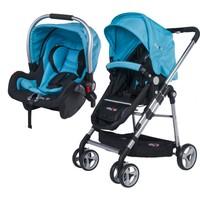 Baby2Go 6035 Fidello Travel Puset - Yeşil