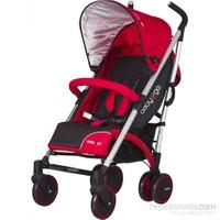Baby2Go 8826 Sweet Baston Bebek Arabası Kırmızı