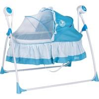 Baby2Go 6112 Uzaktan Kumandalı Beşik - Mavi