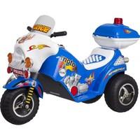 Baby2Go 6502 Akülü Motor - Mavi
