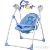 Baby2Go 8552 Uzaktan Kumandalı Salıncak Mavi