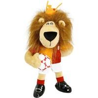 Galatasaray Lisanslı Aslan Kral Figür Peluş Oyuncak 36 Cm