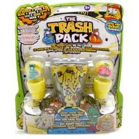 Trash Pack 5 Çöps Çetesi Sızıntı Paketi 6'Lı Figür Model 1