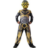 Transformers 4 Bumblebee Çocuk Kostümü 5-6 Yaş