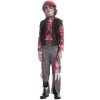 Zomboy Erkek Çocuk Kostümü 8-10 Yaş
