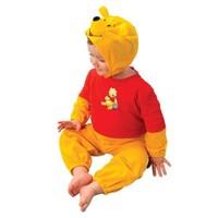 Winnie The Pooh Kostüm 2-3 Yaş