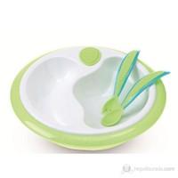 Neavita Bebeğinize Özel Yemek Seti (BPA%0) 6 Ay+ / Yeşil