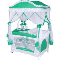 Baby2go 84301 Padişah Oyun Parkı - Yeşil